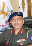 Col. Vikas Mohan
